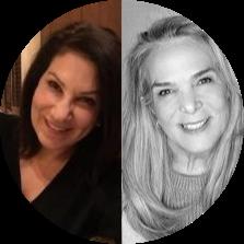 Nicole Ofiesh and Kathryn Payne